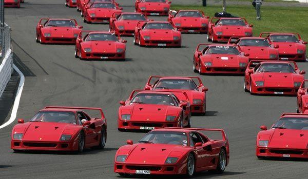 Red Cars ZenBegin